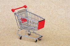 Free Shopping Cart Stock Images - 15420004