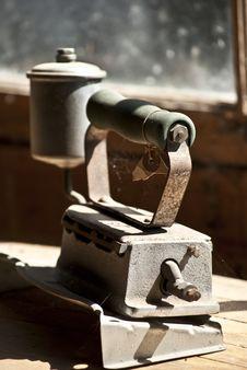 Free Antique Steam Iron Stock Photos - 15420053