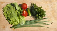 Free Fresh Vegetables Stock Photography - 15420102