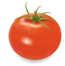 Free Red Tomato. Royalty Free Stock Images - 15421149