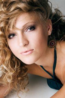 Free Beautiful Woman Royalty Free Stock Image - 15421466