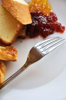 Free Bread And Jam Stock Photos - 15421763
