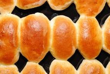 Free Background From Home Made Rolls Stock Photography - 15421842