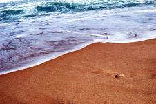 Free Surf Line Stock Image - 15422421