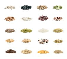 Free Seed Collection Royalty Free Stock Image - 15423496