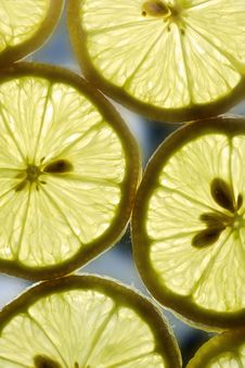 Free Lemon Background Stock Images - 15424004