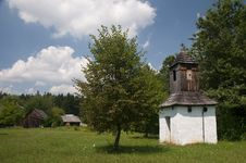Free Traditional Campanile Stock Image - 15424031