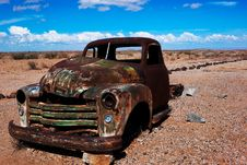 Free Old Truck Stock Image - 15424121