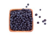 Free Blueberries Stock Photography - 15424372
