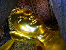 Free Reclining Buddha Stock Photo - 15425110