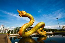 Free Naga In Side Under View Stock Photo - 15426100