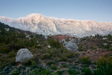 Free Mont Sainte Victoire In Provence Stock Photos - 15426393
