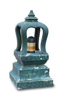 Free A Thailand Stone Lantern Stock Photos - 15427933