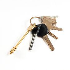 Free Keys Stock Photo - 15429160
