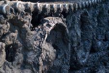 Free Dirty Armour Caterpillar Stock Photo - 15429580