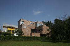 Free Modern Vila In Zagreb Royalty Free Stock Photography - 15429627