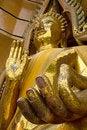 Free Buddha Figure Sitting, Thailand Stock Photography - 15431422