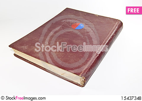 Free Old Photo Book Royalty Free Stock Photos - 15437348