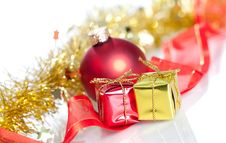 Free Christmas Decoration Royalty Free Stock Photography - 15430607