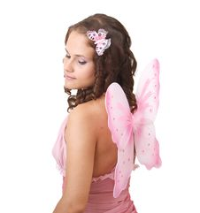 Free Fairy Costume. Stock Photography - 15430622