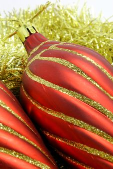 Free Christmas Decoration Stock Photography - 15432902