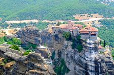 Free Meteora Royalty Free Stock Images - 15433259