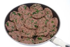 Free Meat Ball Royalty Free Stock Photography - 15434387