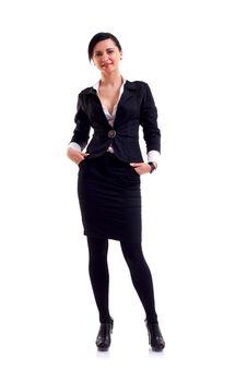 Free Beautiful Business Woman Stock Photo - 15434480