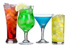 Free Alcohol Cocktails Stock Photography - 15435652