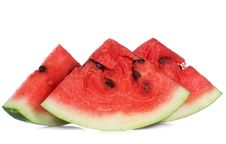 Free Slices Of Watermelon Royalty Free Stock Photos - 15435728