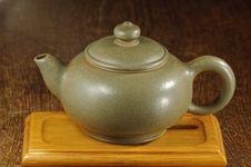 Free Chinese Teapot Stock Image - 15435911
