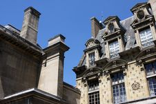 Free Paris Architecture Royalty Free Stock Images - 15436139
