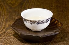 Free Chinese Tea Cup Royalty Free Stock Photography - 15436727