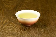 Free Chinese Tea Cup Royalty Free Stock Photo - 15436755