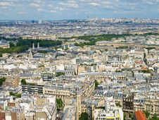 Free Paris View Stock Photo - 15437910