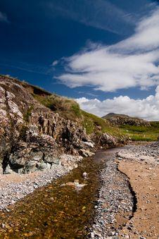 Free Irish Mountains Stock Photo - 15438910