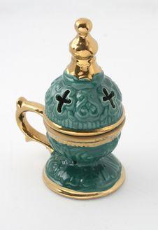 Free Amulet (ladanka) Royalty Free Stock Images - 15439019