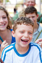 Free Happy Young Boy Smiling Stock Images - 15440084