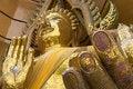 Free Buddha Figure Sitting, Thailand Royalty Free Stock Image - 15446246