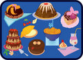 Free Cakes Stock Images - 15449804