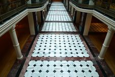 Free Beautiful Historic Building Interior Stock Images - 15440884