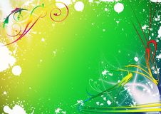 Free Multicolored Background Royalty Free Stock Image - 15441376