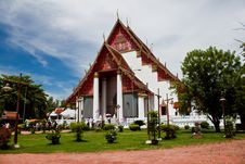 Free Phra Mongkhonbophit Shrine Royalty Free Stock Photos - 15441428