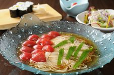 Free Noodles Stock Photography - 15441682