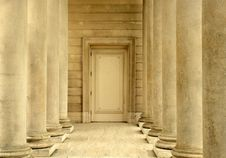 Free Halls Royalty Free Stock Image - 15442216