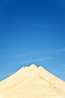 Free Dunes Of Fine Sand Stock Photos - 15442493