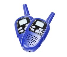 Two Walkie-talkie Stock Image
