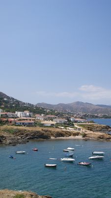 Free Coastal Town Stock Photos - 15443923