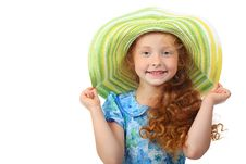 Free Summer Child Royalty Free Stock Photography - 15444467