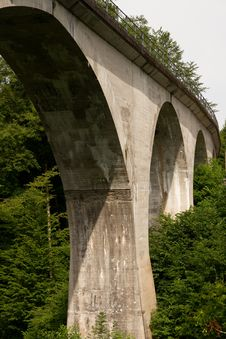 Free Viaduct Royalty Free Stock Photos - 15444878